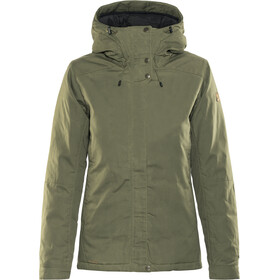 Fjällräven Skogsö Padded Jacket Damen laurel green